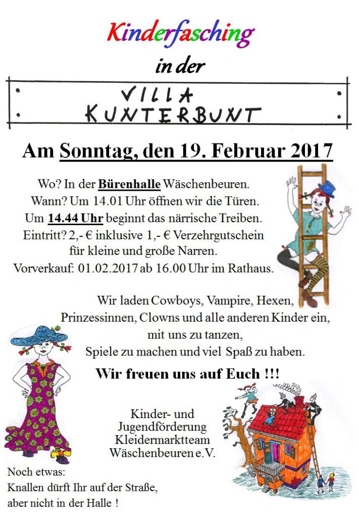 kinderfasching-2017