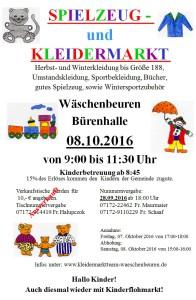 Herbstkleidermarkt 2016